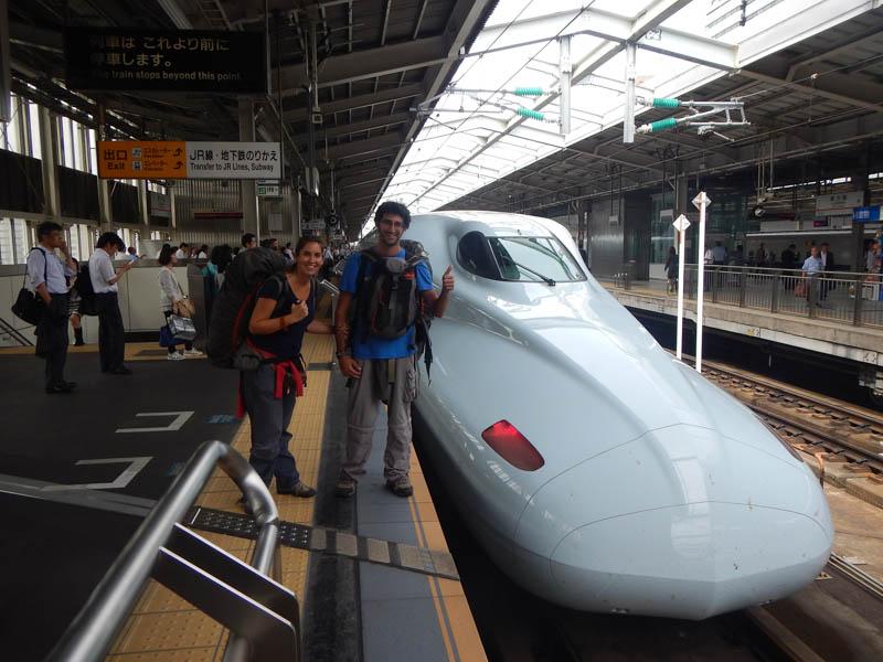 Cómo moverse por Japón
