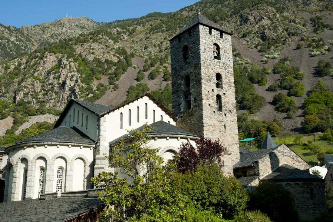 Imprescindible en Andorra, Sant Esteve Church