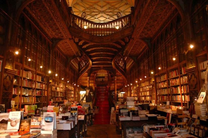 Libreria Lello, Oporto