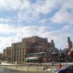 Ruta por la Vikin Line: de Estocolmo (Suecia) a Helsinki (Finlandia)