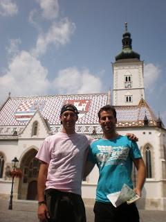Eslovenia y Croacia
