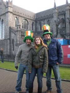 Irlanda, Irlanda del Norte y Escocia