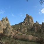 Capadocia y el mundo de las cuevas