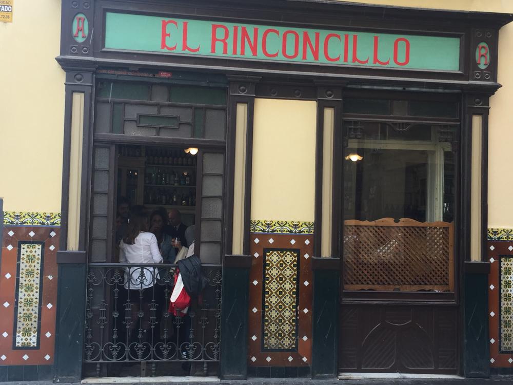 Bares de Sevilla