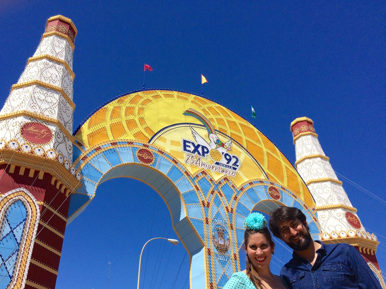 Feria Abril de Sevilla