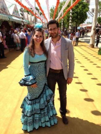 La Feria de Abril de Sevilla para visitantes