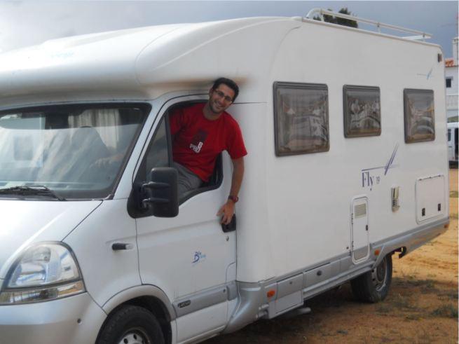 Viajar en caravana, autocaravana y camper