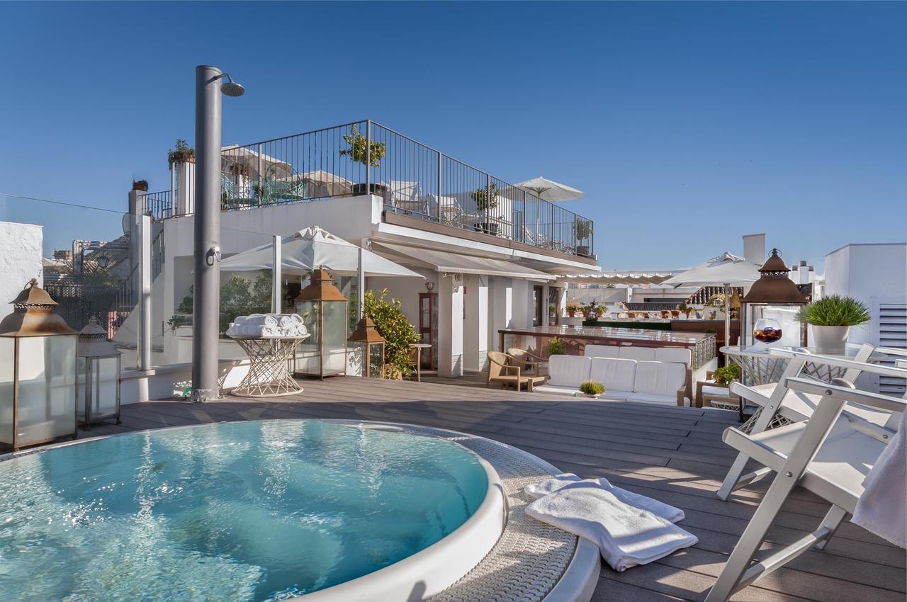 Los mejores alojamientos con encanto en sevilla a tomar for Hoteles con encanto bcn