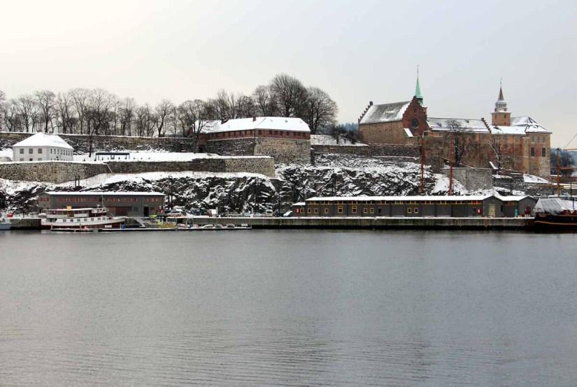 Fortaleza de Akershus, Oslo