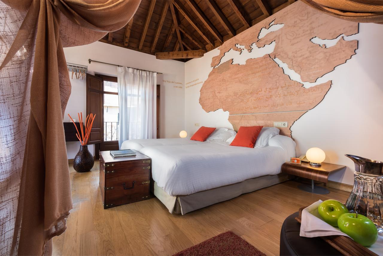 Dónde dormir en Granada (Andalucia)