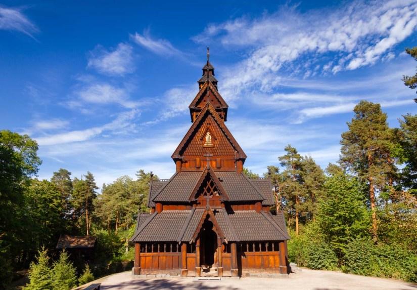 Museo folclórico de Noruega