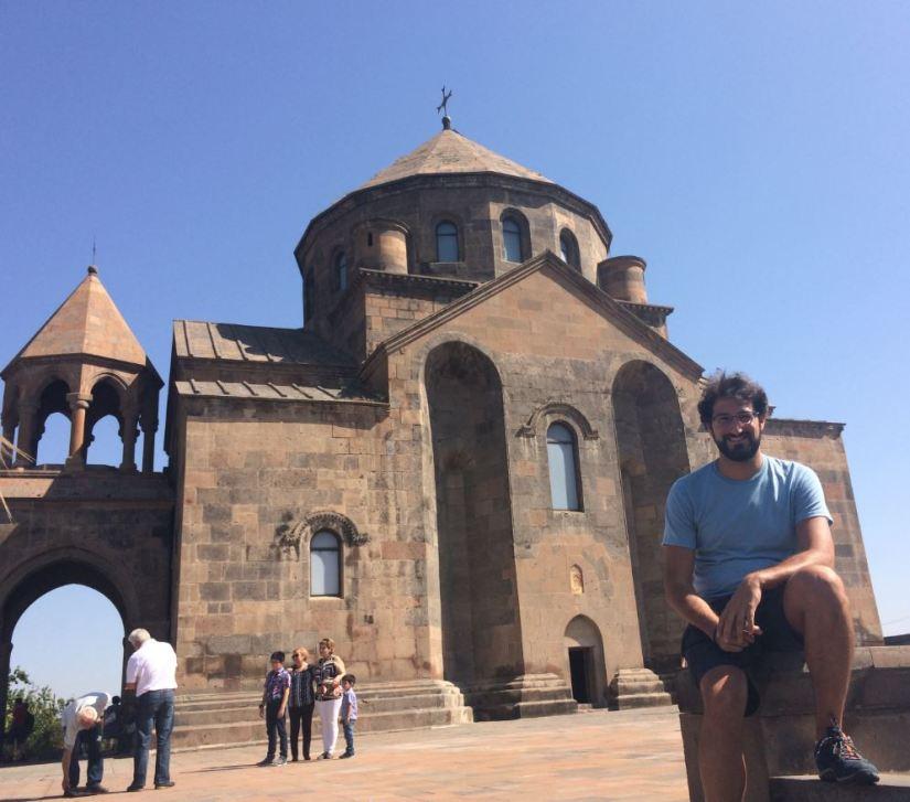 Ruta JP Armenia