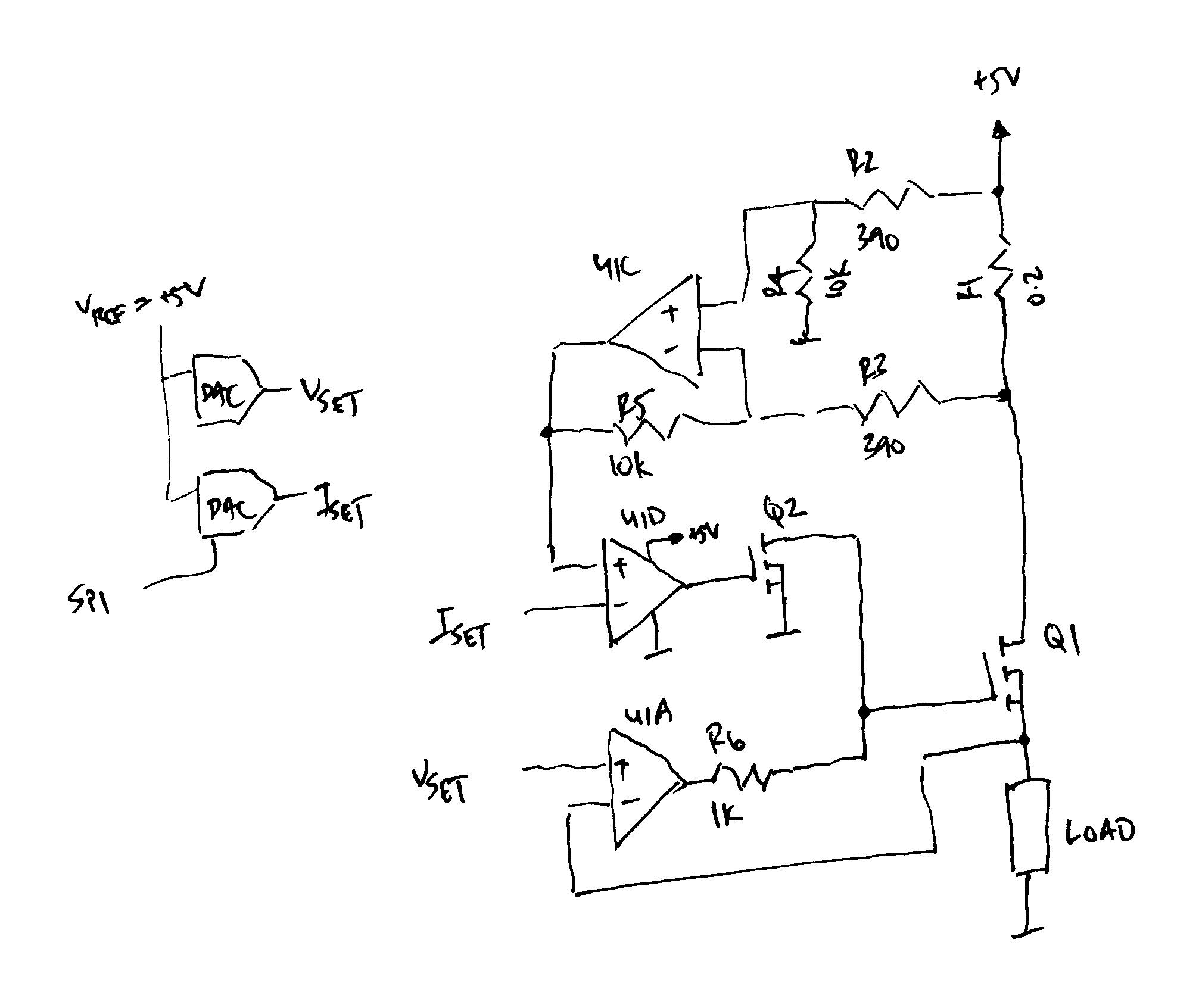 Linear Regulator Schematic