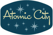 Atomic City Logo