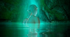 """""""Savor Serenity"""" - by Aleriah"""