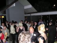 Black Tie James Bond party at our Eichler Home