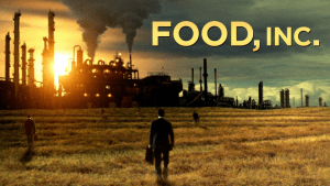 Food Inc. is a documentary about what the food industry is doing to our way of life.