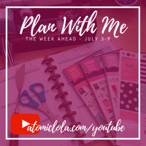 Plan With Me-Instagram-7-3-17
