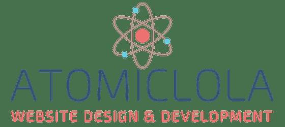 Atomic Lola Website Design
