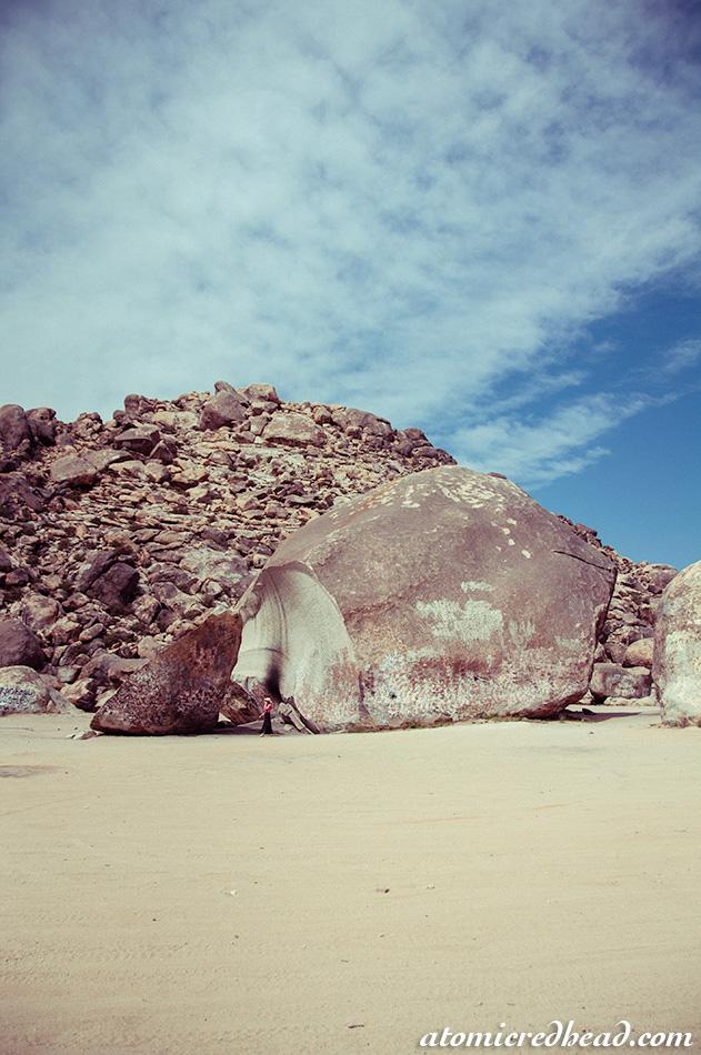 Giant Rock Atomic Redhead