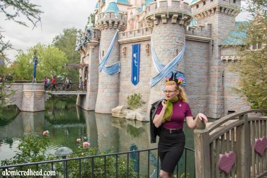 Maleficent Disneybound Archive Atomic Redhead