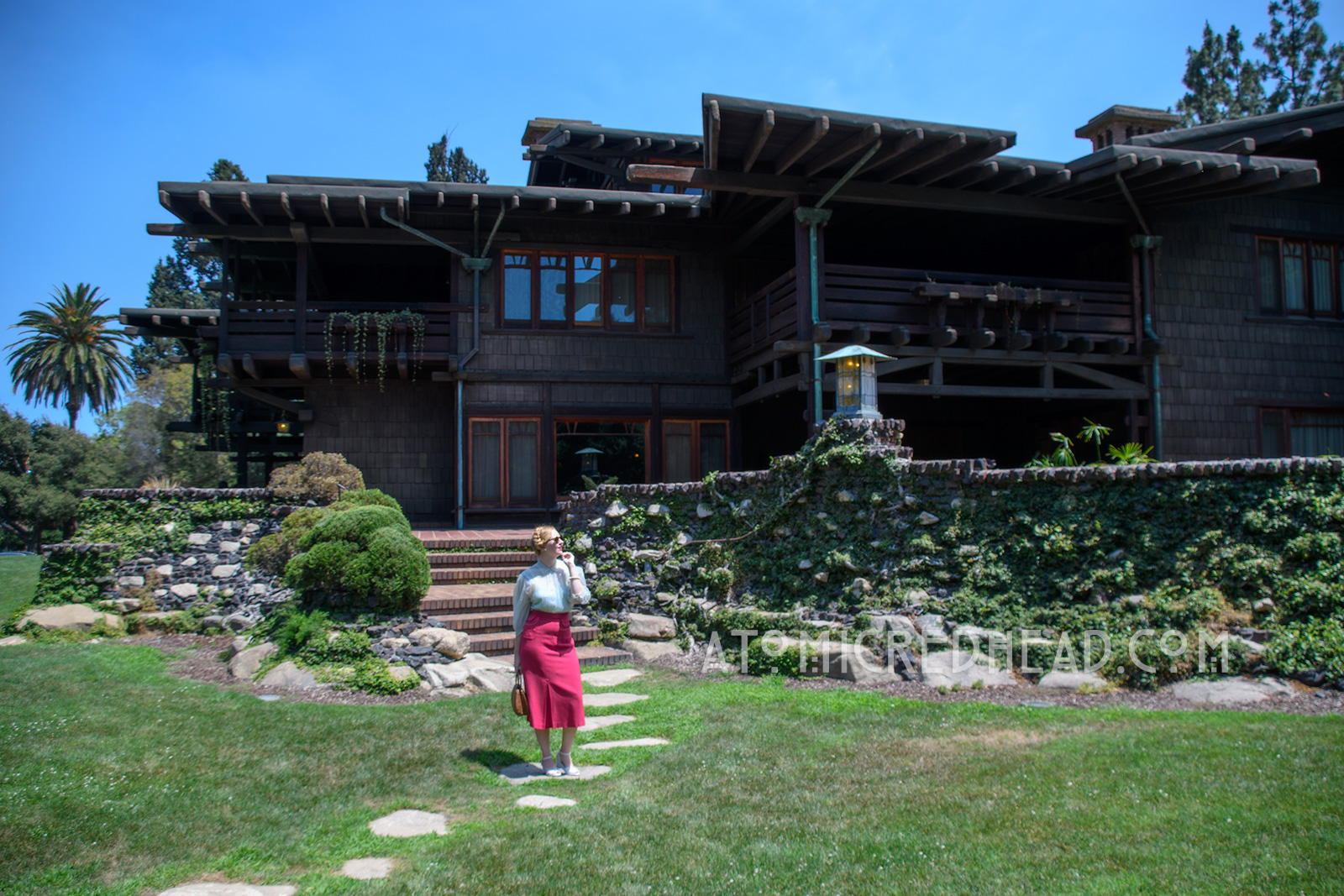 The Gamble House – Pasadena's Craftsman Masterpiece | Atomic Redhead