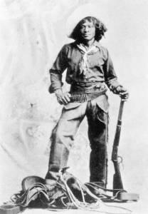 black history month, nat love, cowboy
