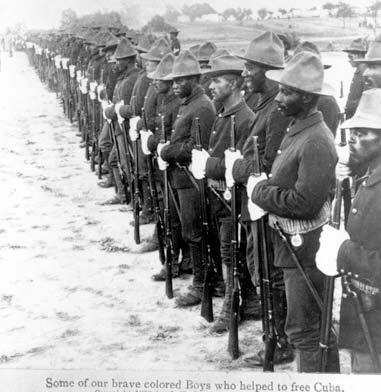 Buffalo soldiers, Black History Month