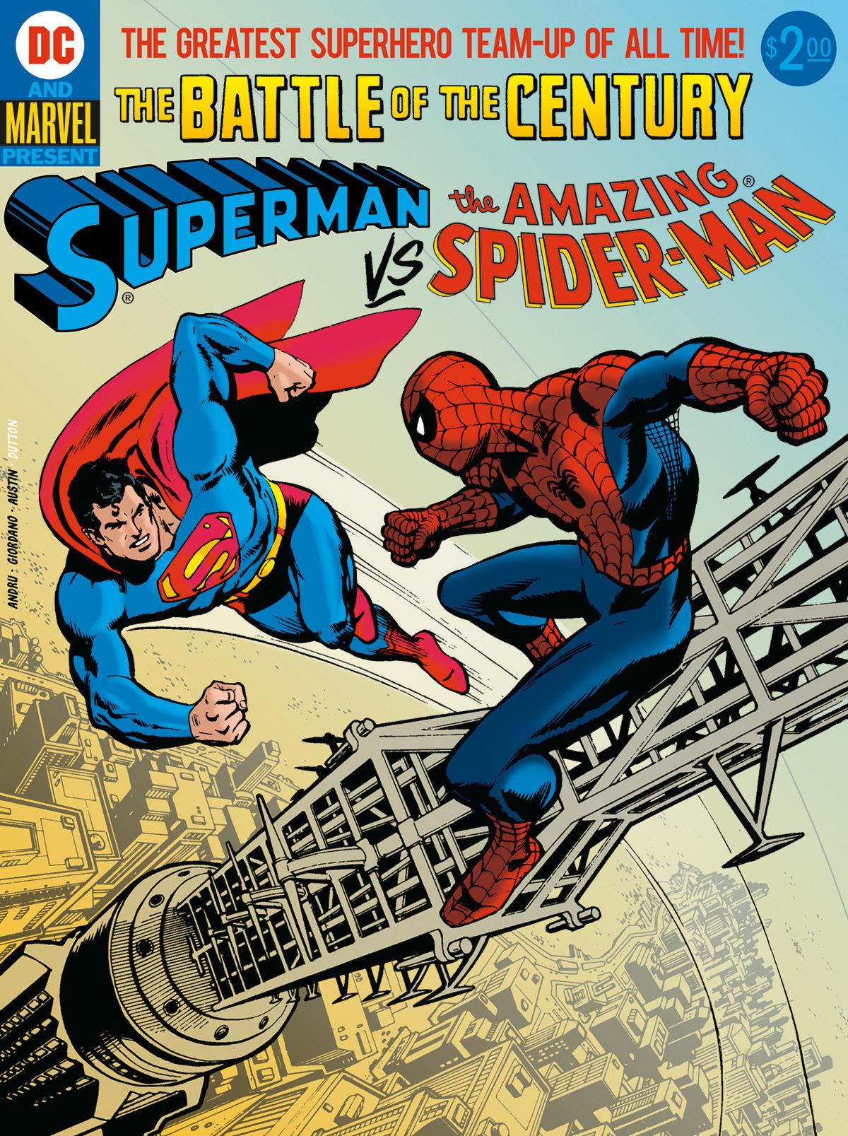 COMICS - Page 17 Superman_spider-man