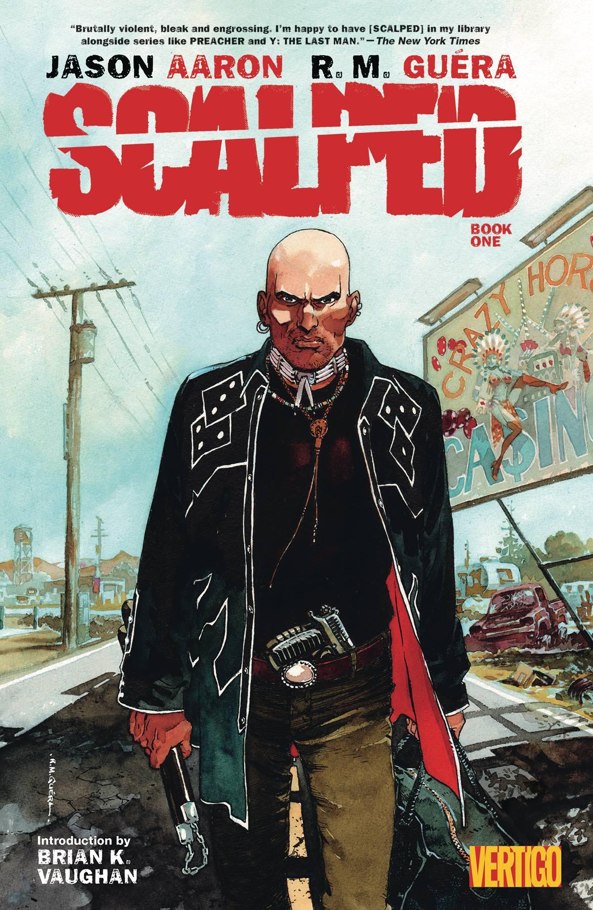 Scalped Volume 1