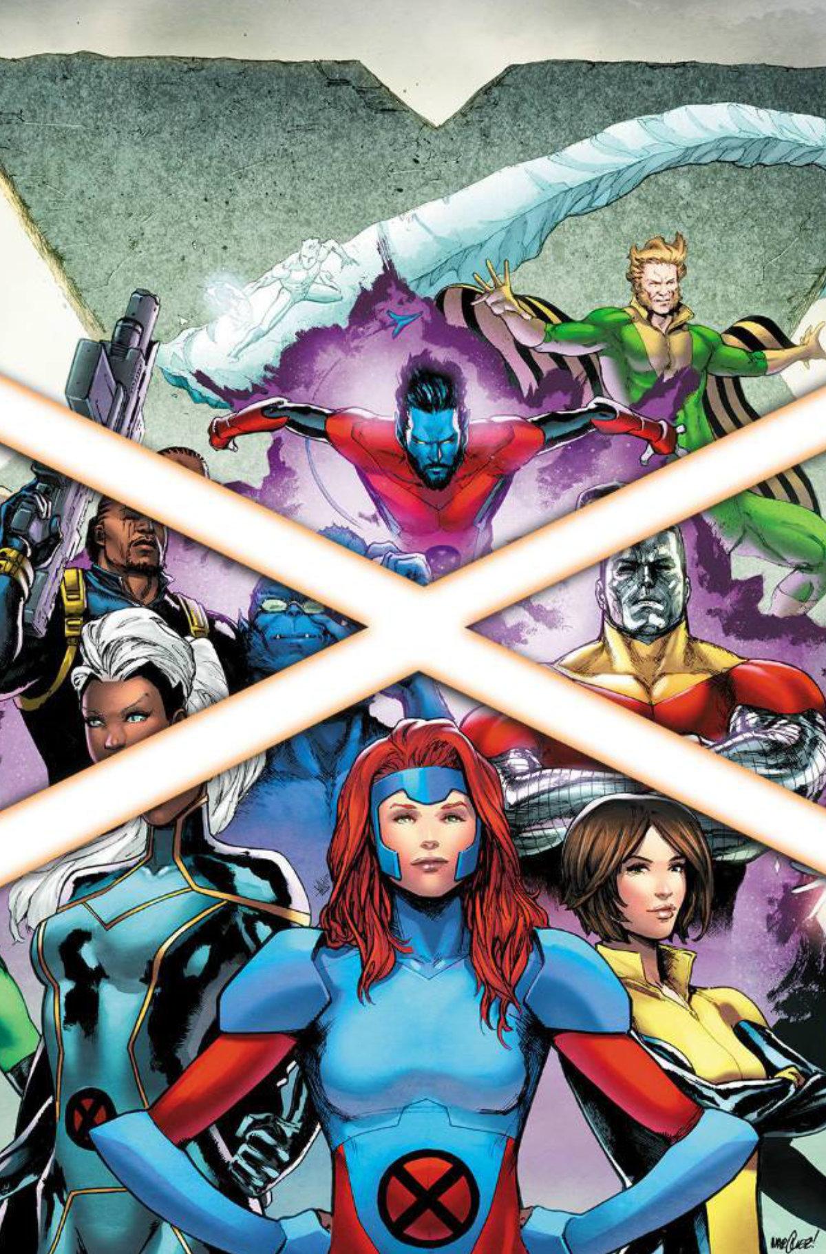 X-Men Disassembled (2018)