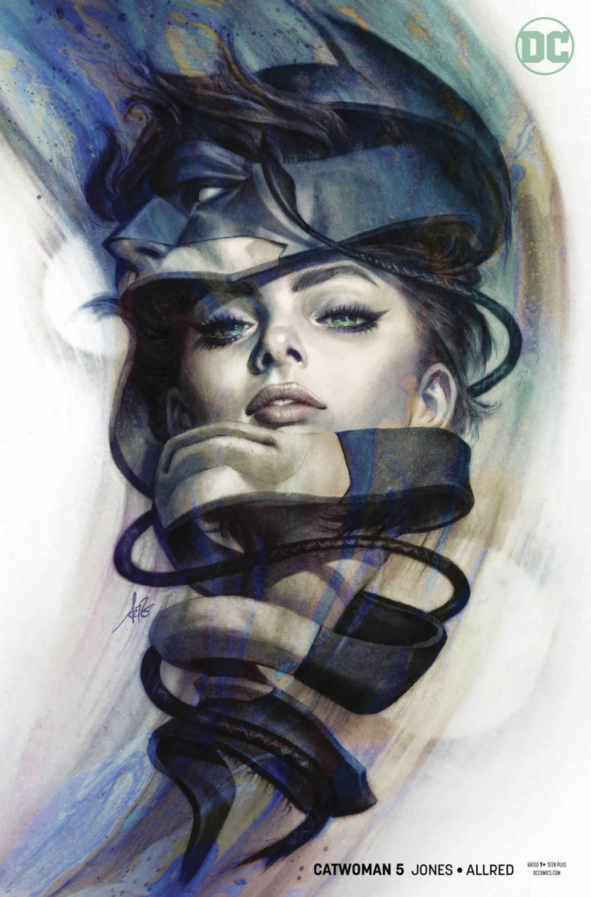 Catwoman #5 Artgerm Variant