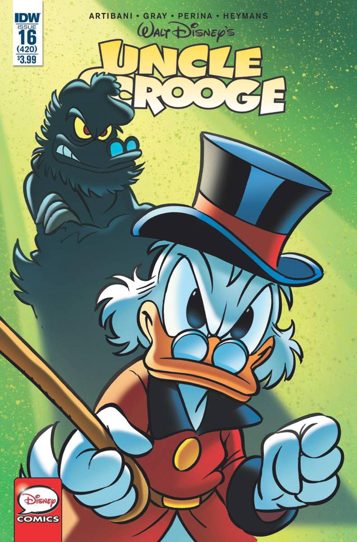 Uncle Scrooge #16 (IDW)