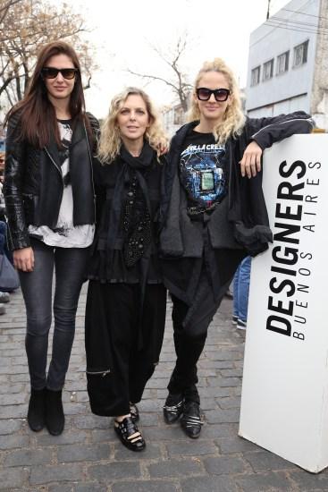 Desfile Not to be Understood by Jessica Trosman ss17 en Designers Buenos Aires con el apoyo de HSBC (39)