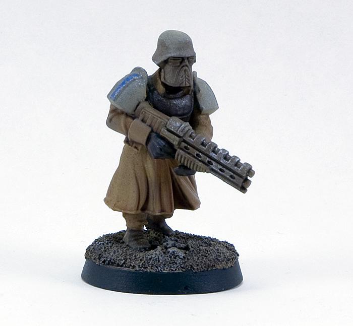 Wargames Factory Shock Troops FINISHED (1/2)