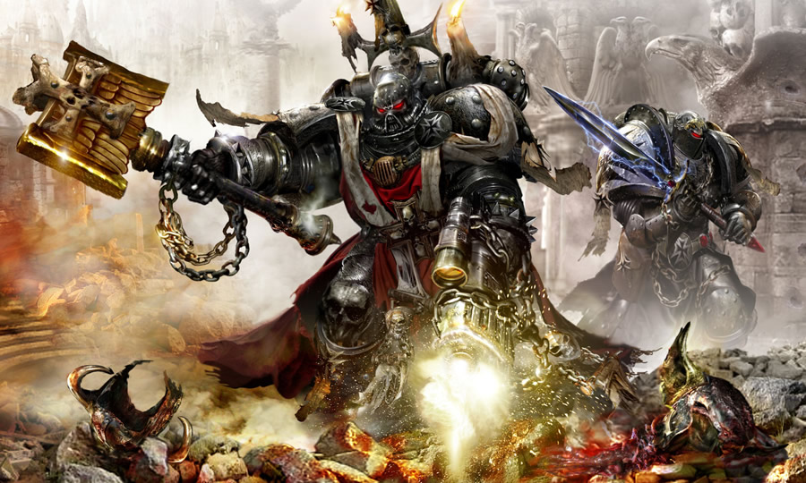 Black Templar: A Third Army for Me, I Guess? (2/3)