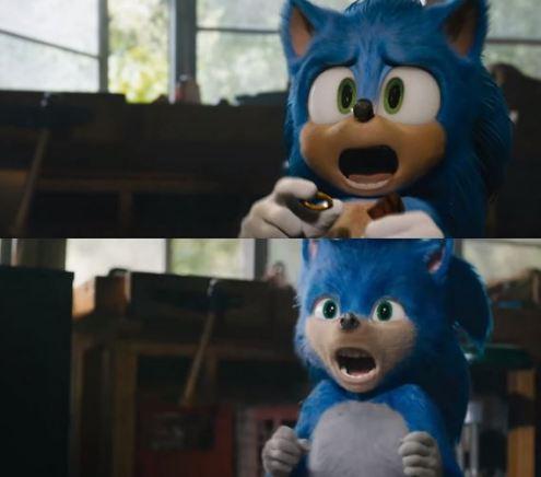 El nuevo tráiler de Sonic La Película ya tiene mejor pinta