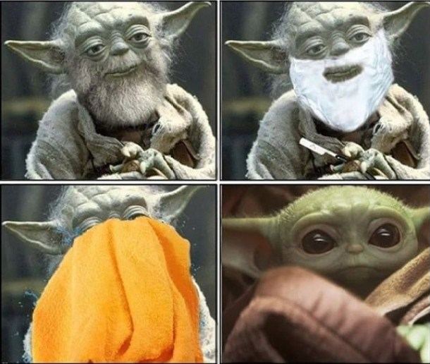Baby Yoda es el Yoda