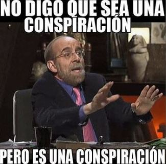 Conspiración doctor