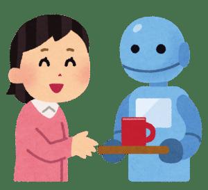 いらすとや_ロボット
