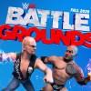 WWE 2K BATTLEGROUNDS - CAPA