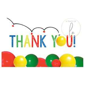 Digital Thank You Notes