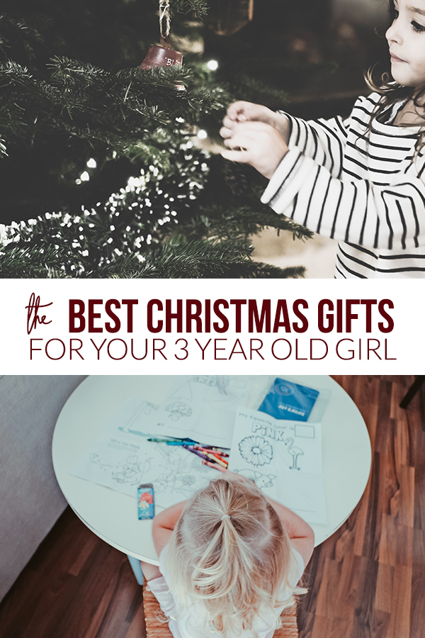 Best Christmas Gifts for Your 3 Year Old