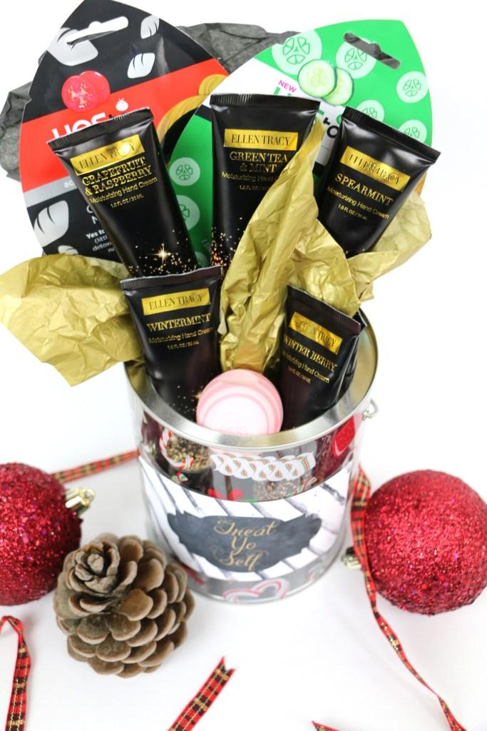 Treat Yo Self Jar Label: Easy DIY Christmas Gifts