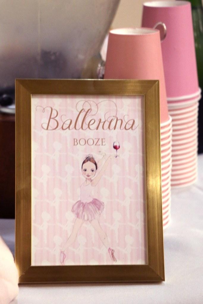Ballerina Booze