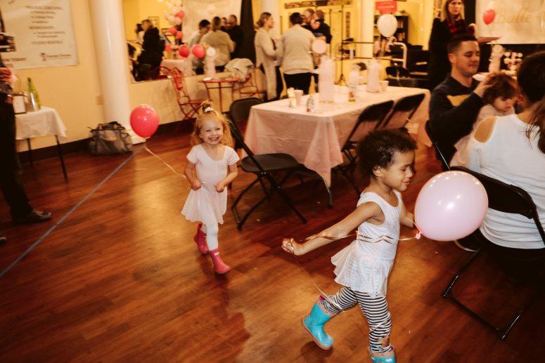 Ballerina Party Children
