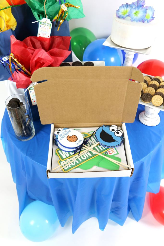 Cookie Monster Party Decorations A Touch Of La