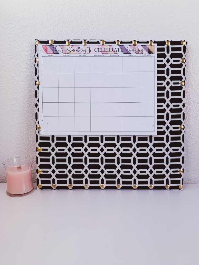 Celebrate every single day with a calendar for our daily wins