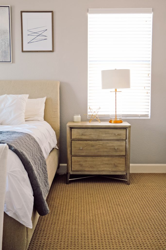 Havenly Review: Master Bedroom Side Tables