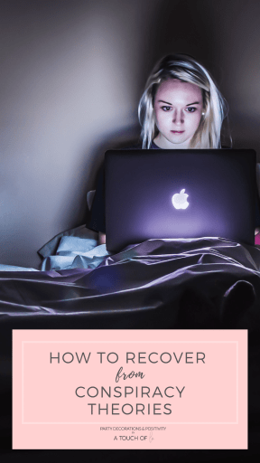 How to Recover from the Conspiracy Theory Rabbit Hole
